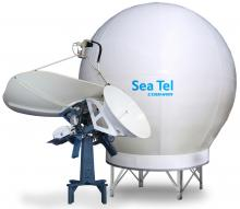 Sea Tel 9711 QOR VSAT
