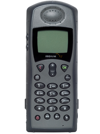 Iridium EXTREAM 9505 Handheld Satellite Phone